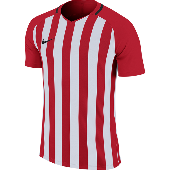 Nike Inter Striped Division 111 Jersey - University Red / White - Youth