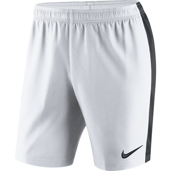 Nike Venom II Woven Short - Adult - White / Black