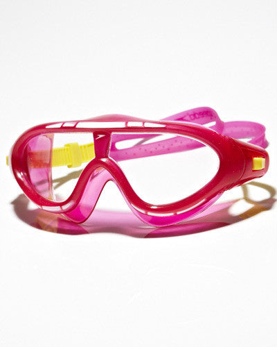 Speedo Junior Rift Goggle Pink - Playmaker Sports