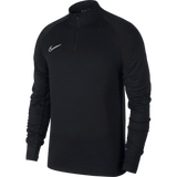 Nike Academy 19 Drill Top - Adult - Black / White