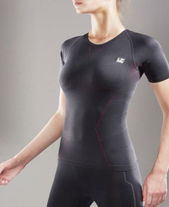 LP AIR Womens Compression Short Sleeve Top