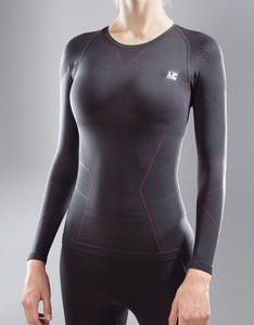 LP AIR Womens Compression Long Sleeve Top