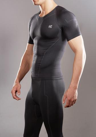LP AIR Mens Compression Short Sleeve Top