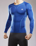 LP AIR Mens Compression Long Sleeve Top