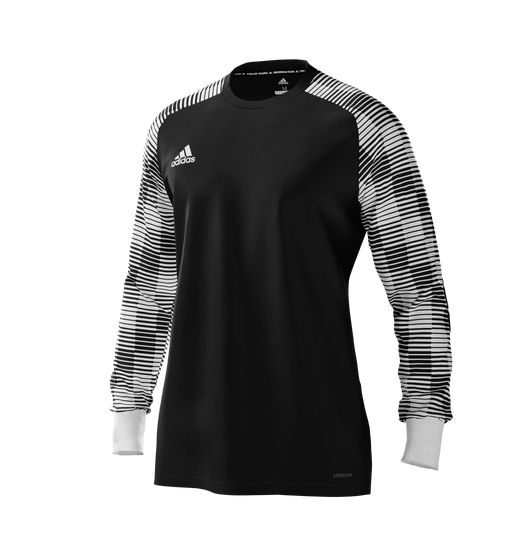 Adidas Assita Condivo Goalkeeper Jersey - Adult - Black / White