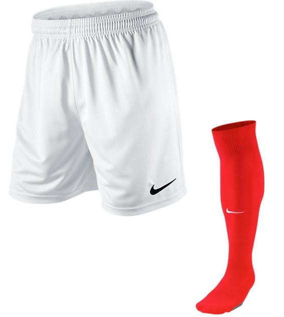 Nike Park Sock & Womens Short Combo