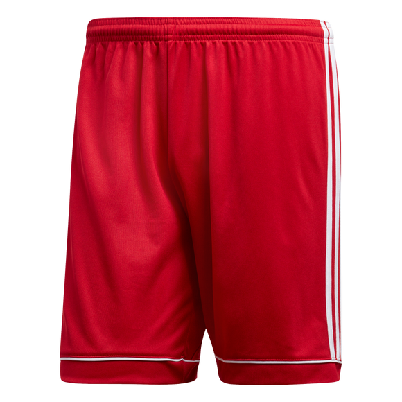 Adidas Squadra 17 Short - Power Red / White - Adult