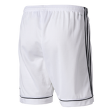 Adidas Squadra 17 Short - White / Black - Adult