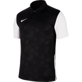Nike Trophy IV Jersey - Adult - Black / White / White