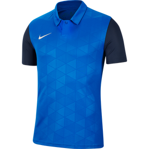 Nike Trophy IV Jersey - Adult - Royal Blue / Midnight Navy / White