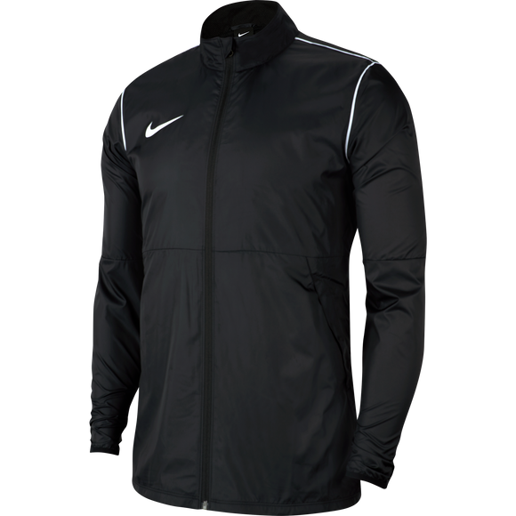 Nike Park 20 Rain Jacket - Adult - Black / White