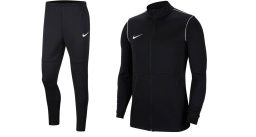 Nike Park 20 Football Tracksuit - Adult - Black