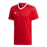 Adidas Tabela 18 Jersey - Power Red / White - Adult