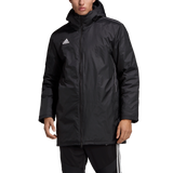 Adidas Core 18 Stadium Jacket - Adult - Black / White