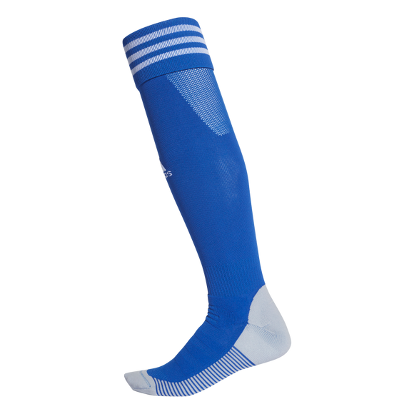 Adidas Adi Sock Football Sock - Bold Blue / White