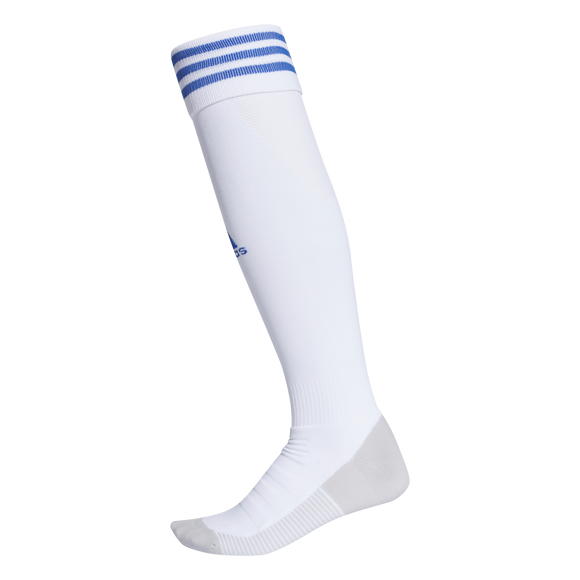 Adidas Adi Sock Football Sock - White / Bold Blue