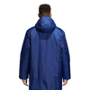 Adidas Core 18 Stadium Jacket - Adult - Dark Blue / White