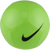 Nike Pitch Team Football - Electric Green / Black