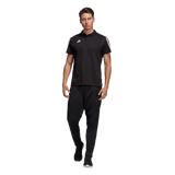 Adidas Tiro Co Polo - Black / White - Adult