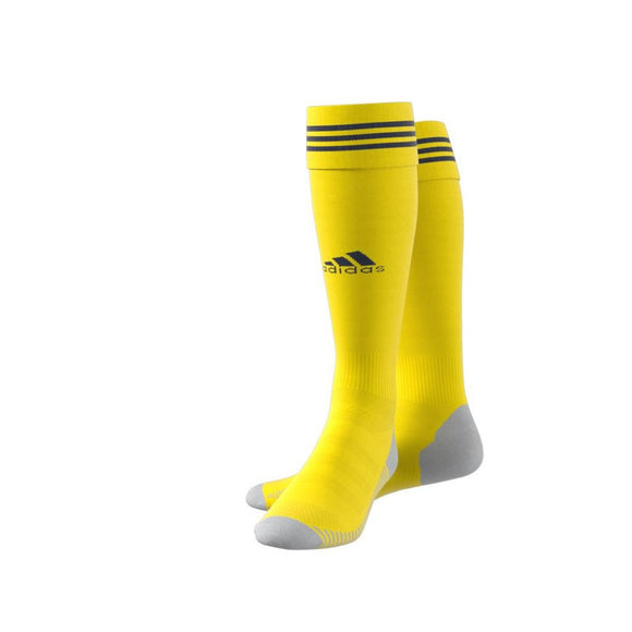 Adidas Adi Sock Football Sock - Yellow / Bold Blue