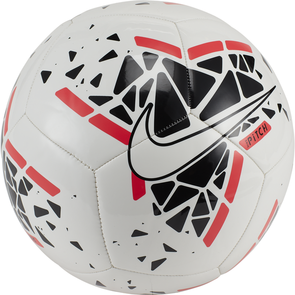 Nike Pitch Football - White / Black / Racer Blue