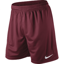Nike Park Knit Short - Youth - Team Red - Playmaker Sports