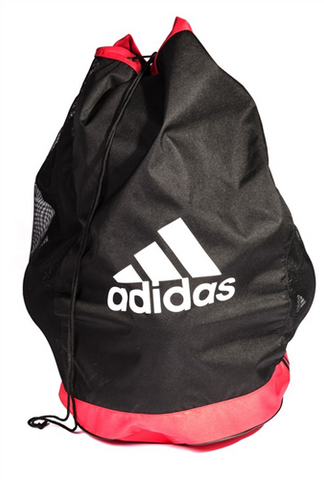 Adidas Equipment Bag - Black / Solar Red