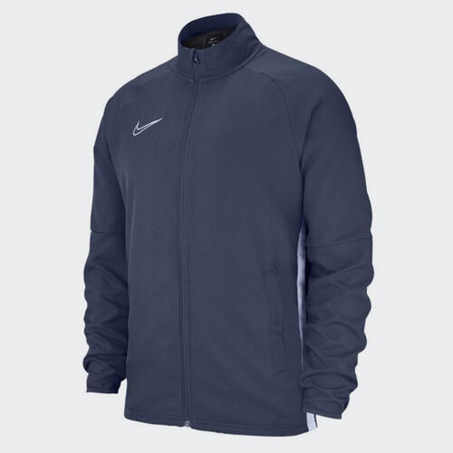 Nike Academy 19 Woven Jacket - Adult - Obsidian / White