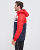 FILA Men's Dante Puffy Jacket - Red