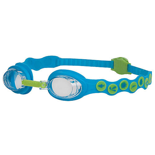 Speedo Sea Squad Junior Goggle Blue