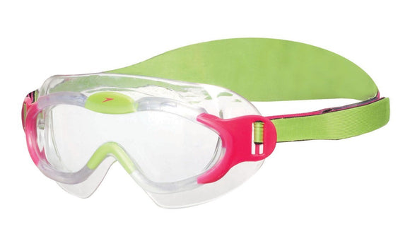 Speedo Sea Squad Mask- Passion Pink/ Hydro - Playmaker Sports