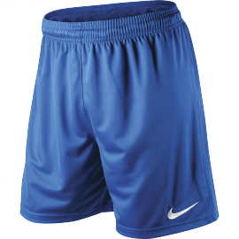 Nike Park Knit Short - Youth - Royal Blue - Playmaker Sports