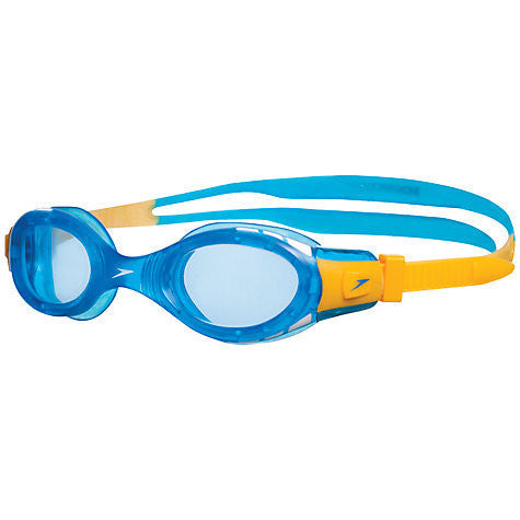 Speedo Future Biofuse Junior Goggle - Yellow / Blue - Playmaker Sports