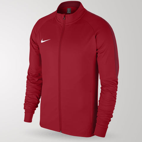 Nike Academy 18 Track Jacket - Adult - University Red / Gym Red