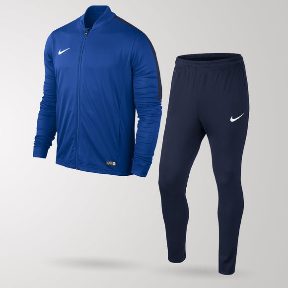 Nike Academy Football Tracksuit - Royal Blue / Obsidian / Obsidian - Youth