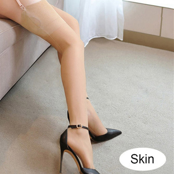 Skin Romantic Back Seam Stockings