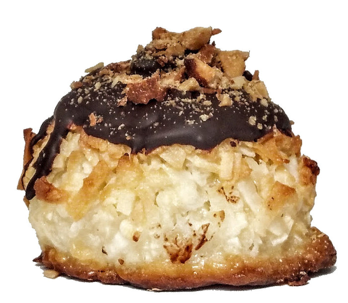 gluten free chocolate almond coconut macaroons