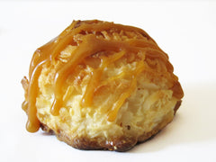 Salted Caramel Coconut Macaroons (gluten free)
