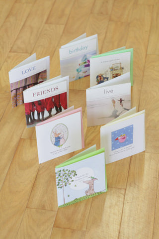 Premium Greeting Card - Mangere Floral Studio