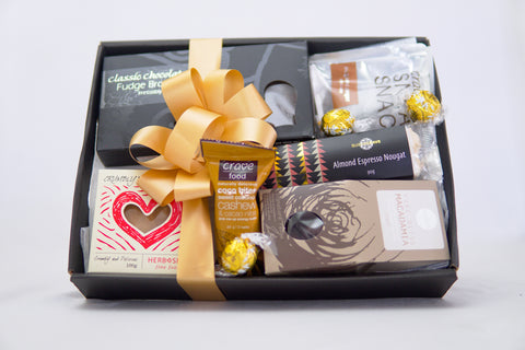 Good as Gold Sweet Treat Box