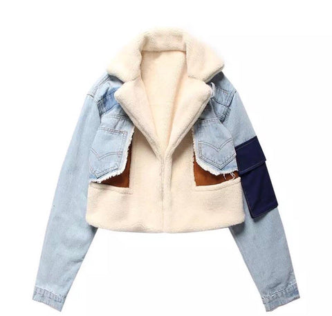 Valley Girl Denim Jacket
