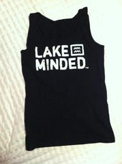 Lake Minded Ladies Tank