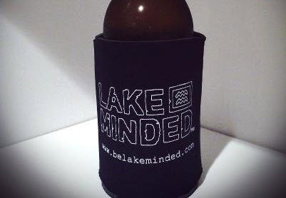 Lake Minded Can Cooler