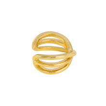 "Laden Sie das Bild in den Galerie-Viewer, Earcuff ""Ella"" I Gold"