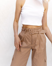 "Laden Sie das Bild in den Galerie-Viewer, Hose ""Highwaist Culotte"" 