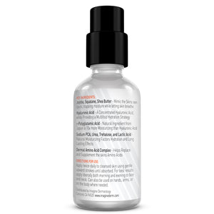 Hyaluronic Moisture Milk Jojoba Squalane Hyaluronic Acid and Other Powerful Ingredients Hydrate AND Lock in Moisture 2 fl oz/59.4 ml (2 fl oz)