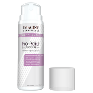Bio-Identical USP Progesterone 3000mg Wild Yam Value Size 5 fl oz 1 Pump=1 Dose Pro-Relief Cream, Paraben Free 150ml No Risk, Return Unused Portion for Any Reason Within 90 Days