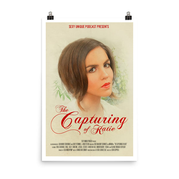 """Road to SUR: The Capturing of Katie"" Print"
