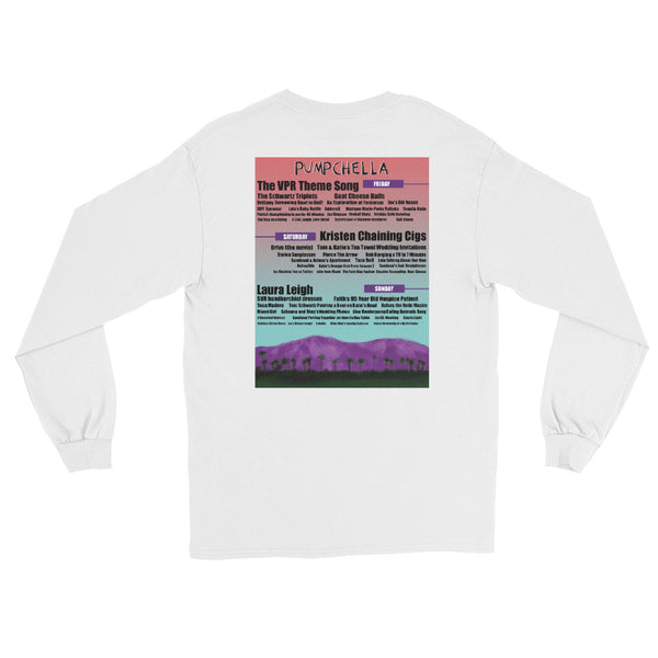 Pumpchella Long Sleeve