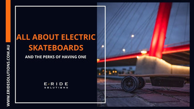 All About Electric Skate Boards and The Benefits of Having One